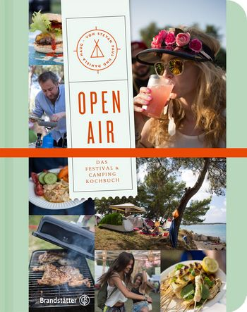 """Open Air: Das Festival- & Camping-Kochbuch"""