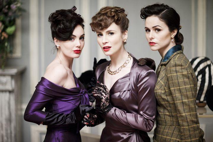 """""""The Collection"""" bietet Einblicke in die Intrigen und Machenschaften der Modeszene in Frankreich nach dem Zweiten Weltkrieg."""
