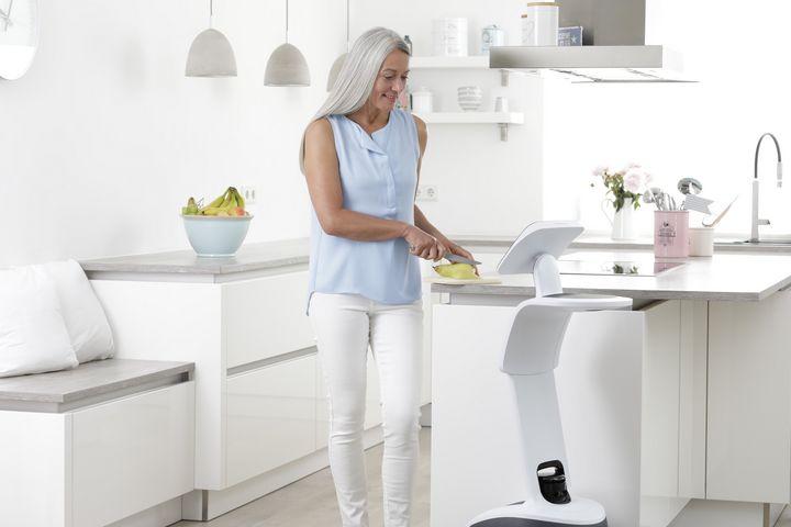 Der Home Care Robot von Medisana.