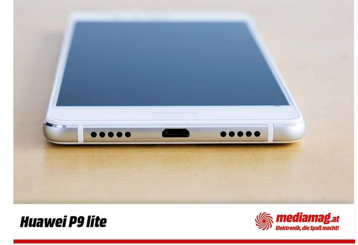 """Beim Design setzt das """"P9 Lite"""" auf eine Mischung aus dem Look des aktuellen Top-Modells und seines direkten Vorgängers, dem """"P8 Lite""""."""