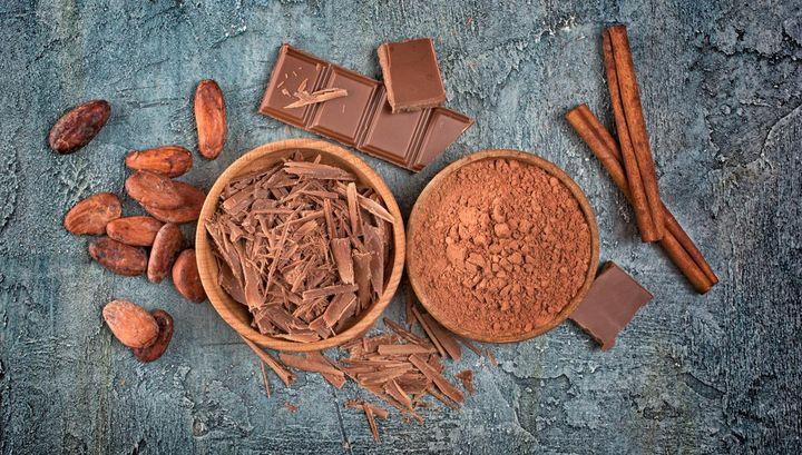 Kakao verringert den Stress.