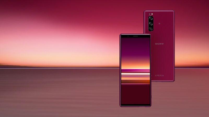 Sony tritt bei der IFA 2019 auf.