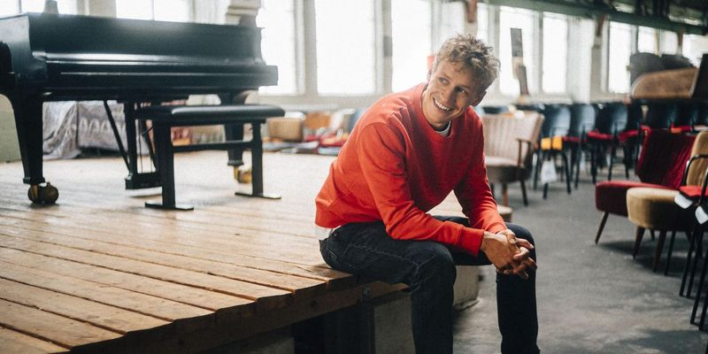 """Tim Bendzko veröffentlicht sein neues Album """"Filter""""."""