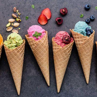 Eiscreme wird zum Instagram-Hit.