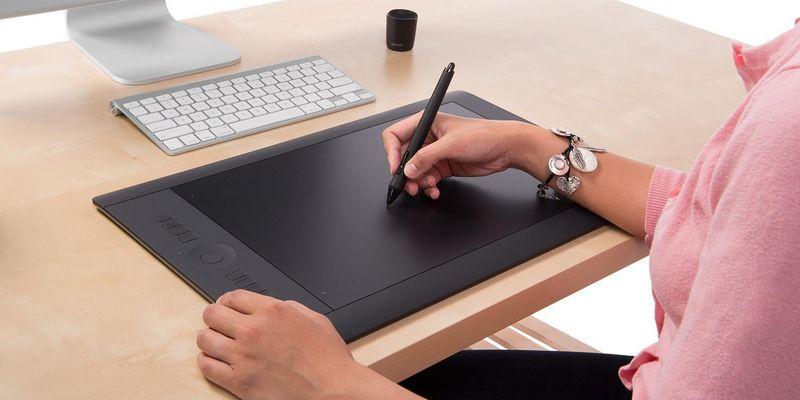 Wacom bietet Grafiktablets für alle Bedürfnisse an.