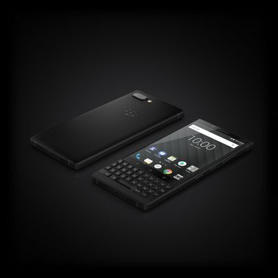 Neues BlackBerry-Smartphone KEY2.