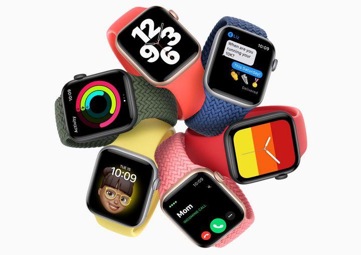 Die kleinere Apple Watch SE ist vor allem für den Sport wertvoll.