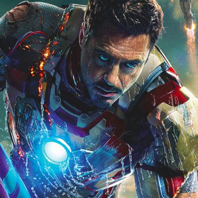 Robert Downey Jr. ist IRON MAN.