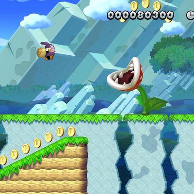 New Super Mario Bros. U Deluxe erscheint auf der Switch