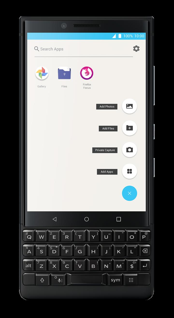 Die Tastatur gehört zu den Alleinstellungsmerkmalen von BlackBerry-Smartphones.
