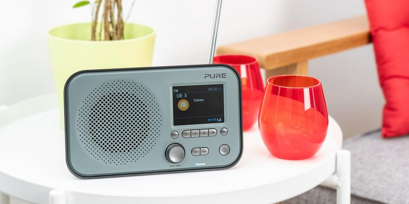 Pure Elan BT3: Modernes DAB+-Radio