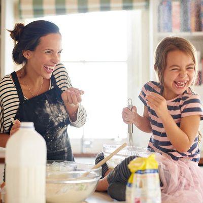 Mehr Spaß beim Kochen mit farbenfrohen Küchengeräten.