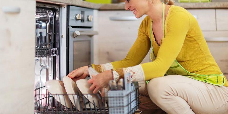 So spülen Sie energiesparend.