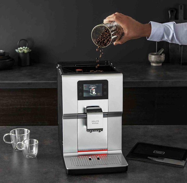 KRUPS Kaffeevollautomat Intuition Preference