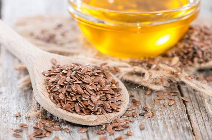 Gesunde Fette und Antioxidantien der Leinsamen, sorgen dafür das unser Körper länger jung und vital bleibt.