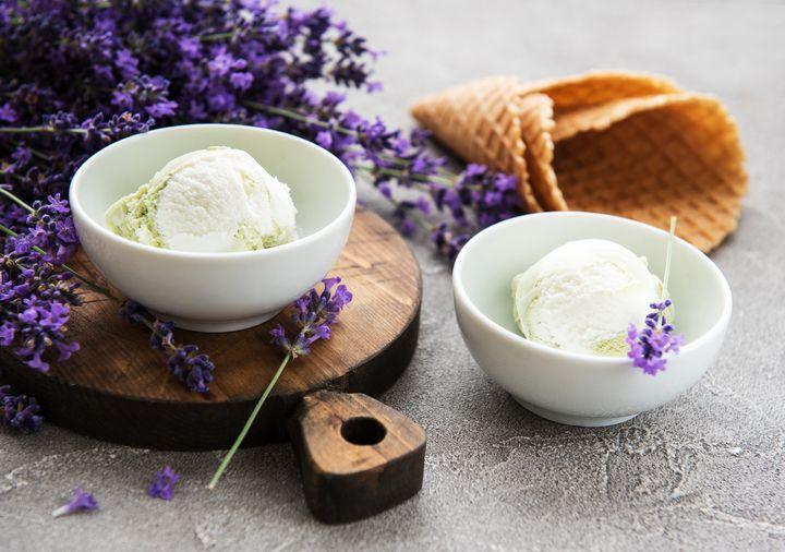 Nach wie vor eine der beliebtesten Eissorten: Vanille.
