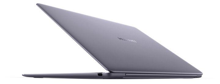 """Trotz seines fast rahmenlosen, extrem schlanken Designs bietet das """"MateBook X"""" einen leistungsstarken Intel Core i5-7200U-Prozessor der siebten Generation"""