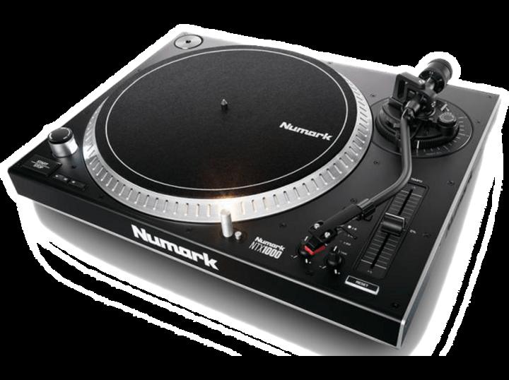 """Der """"NTX1000"""" wird auch von professionellen DJs verwendet."""