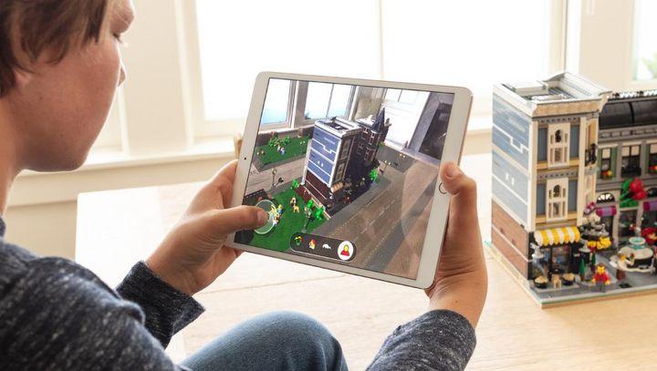"""""""ARKit 2"""" bietet zudem die Basis für noch mehr Augmented Reality"""