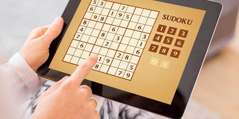 Knifflige Spiele am Tablet oder Smartphone
