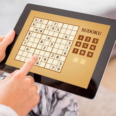 Spielen am Smartphone oder Tablet