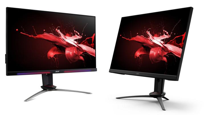 Neue Gaming-Monitore von Acer.