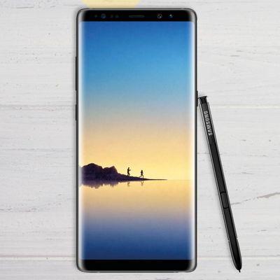 So sieht das neueste Mitglied von Samsungs Smartphone-Familie aus!