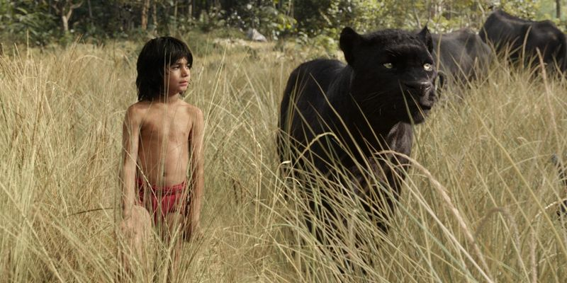 """The Jungle Book"" als Realverfilmung"