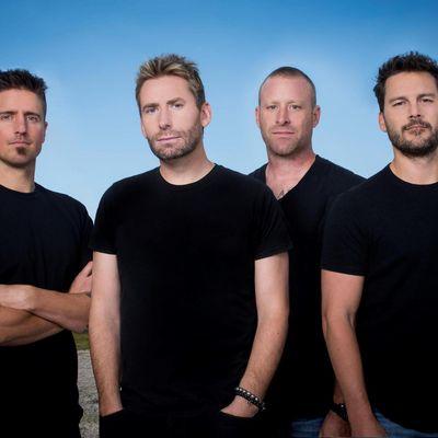 """Nickelback veröffentlichen ihr neues Album """"Feed The Machine""""."""