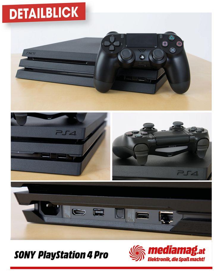 """Die """"PlayStation 4 Pro"""""""