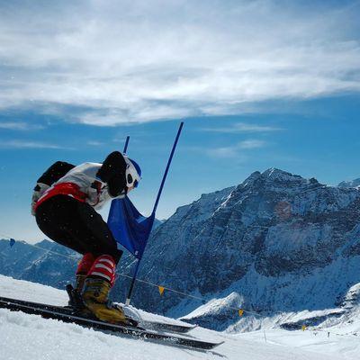 Slalom Adelboden