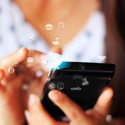 Mobile User nutzen ihr Gerät vor allem auch zur Suche von Informationen.