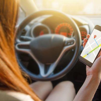 Parkplatz-Apps erleichtern die Suche.