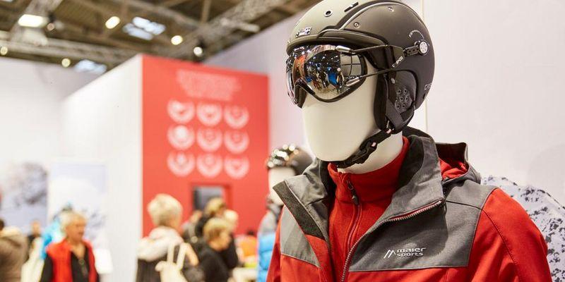 Über 2.800 Aussteller präsentierten auf der ISPO 2018 Innovationen aus der Welt des Sports.