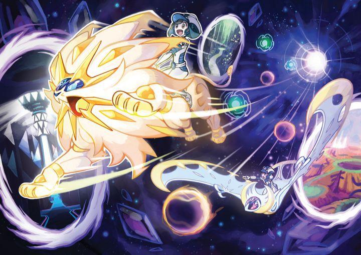 """""""Pokémon Ultrasonne"""" und """"Pokémon Ultramond"""" erschienen noch für den """"3DS""""."""