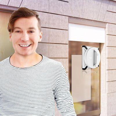 """Der Ausprobierer testet den Fensterreiniger """"Ecovacs Winbot 950""""."""