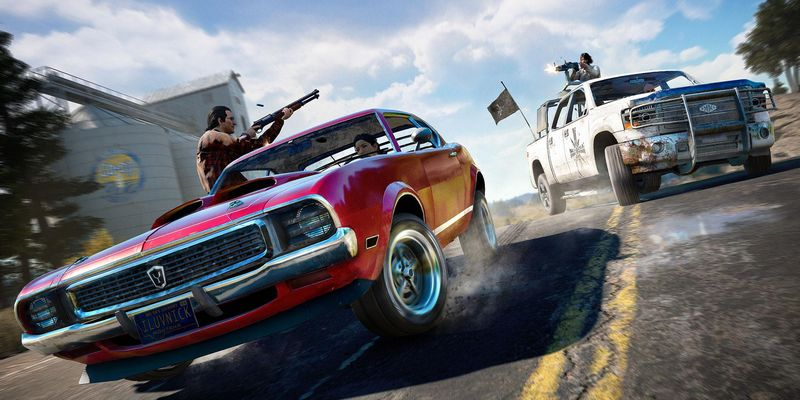 """Far Cry 5"" versetzt Sie in die USA."