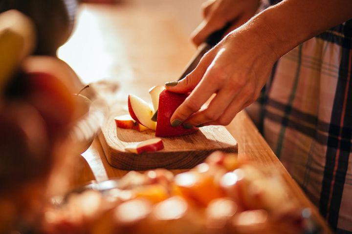 Der Apfel: im Herbst in der saisonalen Küche.