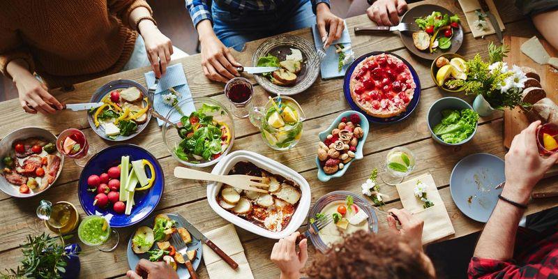 New Breakfast der neue Frühstücks-Trend.