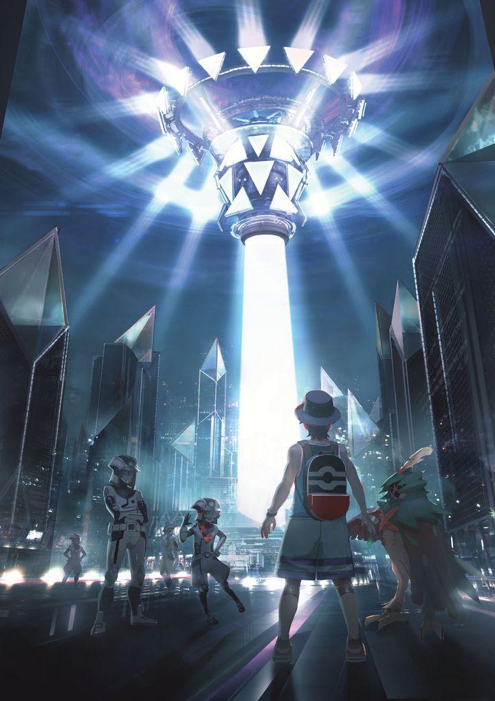 """""""Ultrametropolis"""" ist ein neuer Schauplatz des Games."""