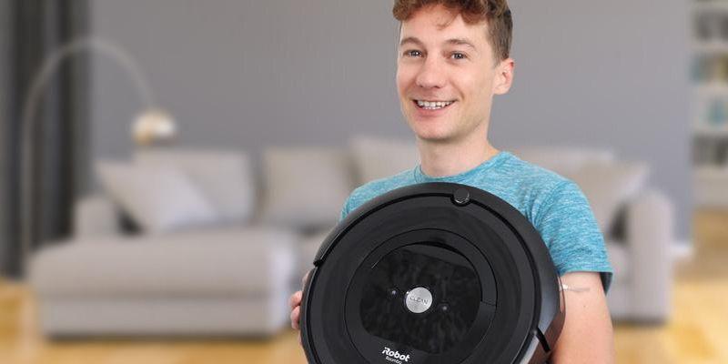 Der Ausprobierer testet den Roomba e5.