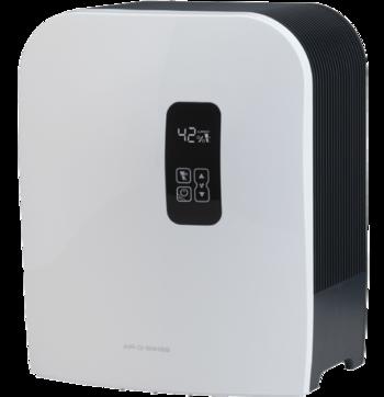 Mit dem Boneco W490 wird die Luft von Pollen und Hausstaub gereinigt.