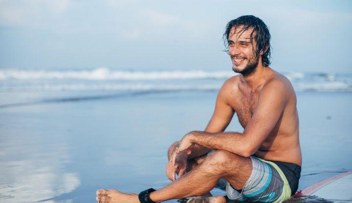 Bartpflege nach Salzwasser und Sonne.