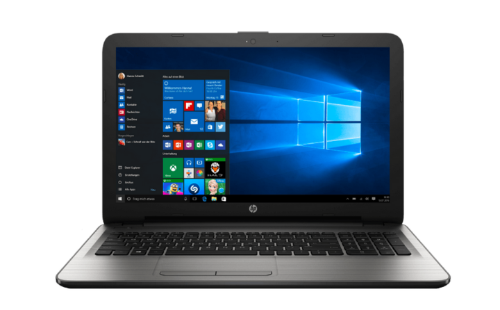 HP Notebook 15-ay191ng