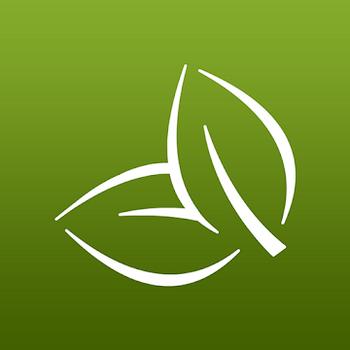 """Die App """"Biowetter""""."""