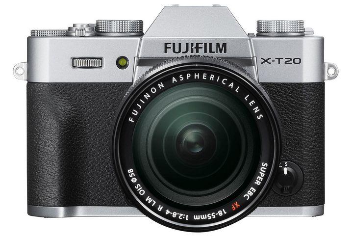 Fujifilm X-T20 – Preisgekrönte Allrounderin