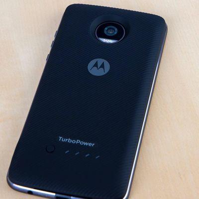 Moto Z2 Play: Das module Handy.