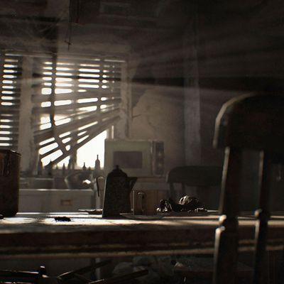 """Unheimliche Szenarien zuhauf in """"Resident Evil 7: Biohazard"""""""