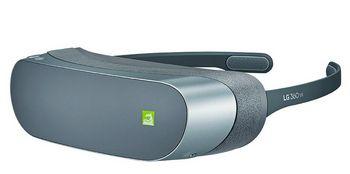 VR-Brille von LG