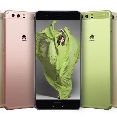 MWC: Das neue Huawei P10